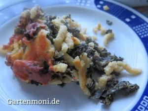 Gruenkohl-Spaetzle-Auflauf-