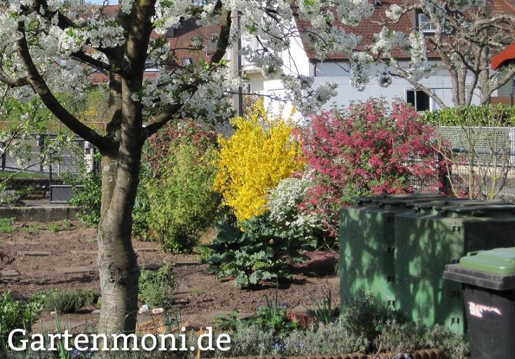 Der passende Standort für Kompostbehälter