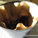 gebrauchte kaffee filtert ten weiter verwenden gartenmoni altes wissen bewahren. Black Bedroom Furniture Sets. Home Design Ideas