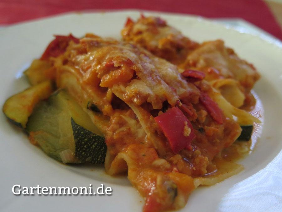 zucchini soja lasagne gartenmoni altes wissen bewahren. Black Bedroom Furniture Sets. Home Design Ideas