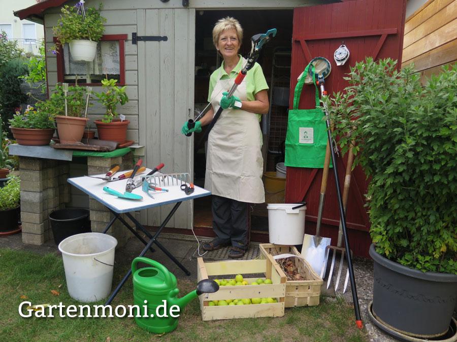 Die Gartenmoni